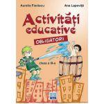 Activitati educative obligatorii - Clasa a III-a