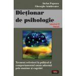 Dictionar de Psihologie vol. 4