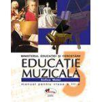 Educatie Muzicala – manual clasa a III-a