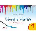 Educatie plastica pentru clasa I - Caiet format mic - Editia a II-a