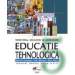 Educatie Tehnologica - Manual clasa a V-a