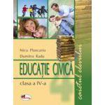 Educatie Civica - Caietul elevui - Clasa a IV-a