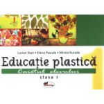 Educatie Plastica - Caiet pentru clasa I