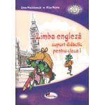 Limba Engleza - Suport didactic pentru clasa I