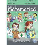 Caiet de Matematica - Clasa a II-a - Fise