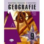 Geografie - Manual pentru clasa a IX-a