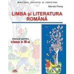 Limba si literatura romana - Clasa a III-a