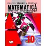 Matematica - Manual pentru clasa a X-a