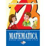 Matematica – manual clasa a II-a