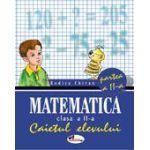 Matematica - Clasa a II-a - Caietul elevului - Partea a II - a
