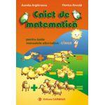 Caiet de matematica - Pentru toate manualele alternative - Clasa I