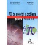 700 exercitii si probleme pentru clasa a II-a - Culegere de matematica