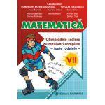 Matematica - Olimpiadele scolare toate judetele, rezolvari complete - Clasa a VII-a