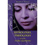 Astrologia, Psihologia si cele patru elemente