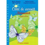 Caiet de vacanta - Matematica - Clasa a III-a