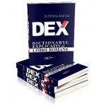 Dictionarul explicativ al limbii romane - DEX