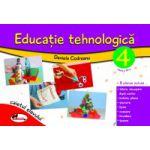 Educatie tehnologica pentru clasa a IV-a + planse