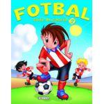Fotbal - Carte de colorat 2