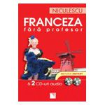 Franceza fara profesor ( 2 CD-uri audio)