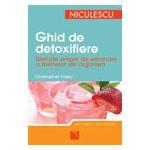 Ghid de detoxifiere - Metode simple de eliminare a toxinelor din organism