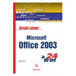 Invata singur Microsoft Office 2003 in 24 de ore