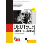 Limba Germana L3 - Deutsch International - Manual pentru clasa a XII-a