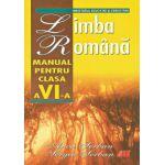 Limba romana - Manual pentru clasa a VI -a