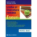Limba si literatura romana - Eseuri