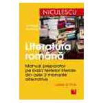 Literatura romana - Manual preparator pentru clasa a VI-a