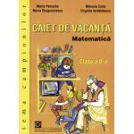 Matematica - Caiet de vacanta - Clasa a II-a - Tema campionilor