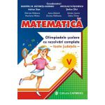 Matematica - Olimpiadele scolare toate judetele, rezolvari complete - Clasa a V-a