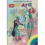 Educatie muzicala - Manual pentru clasa a V-a