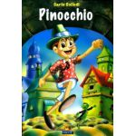 Pinocchio - Carte Ilustrata + Povestea