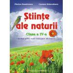 Stiinte ale naturii - Clasa a IV-a