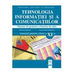 Tehnologia informatiei si a comunicatiilor - Sisteme de gestiune a bazelor de date - Manual pentru clasa a XI-a