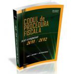 Codul de Procedura Fiscala 2011 - 2012 (cod+norme+instructiuni)