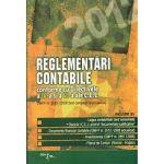 Reglementari Contabile 2012. Conforme cu Directivele a IV-a si a VI-a ale C.E.E. OMFP nr. 3055/2009 - Text Comparat