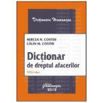 Dictionar de dreptul afacerilor - Editia a 2-a
