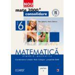 Mate 2000 pentru clasa a VI-a. Partea I - CONSOLIDARE. Matematica, algebra, geometrie