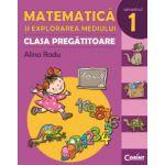 Matematica si explorarea mediului. Clasa pregatitoare - Semestrul I