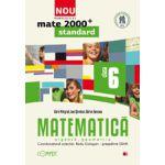 Mate 2000 pentru clasa a VI-a. Partea I, STANDARD. Matematica - Aritmetica, algebra, geometrie