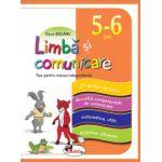 Limba si comunicare, 5-6 ani - Fise pentru munca independenta