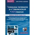 TIC & Informatica - Manual pentru clasa a V-a