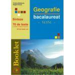 Bacalaureat Geografie. 70 de teste, sinteze