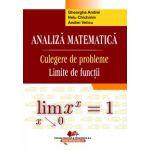 Analiza matematica - Culegere de probleme - Limite de functii