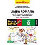 Limba Romana pentru clasa a III-a. Consolidare 2013