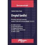 Dreptul familiei. Practica judiciara conform noului Cod civil, Jurisprudenta C.E.D.O.