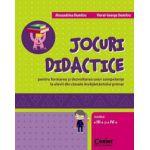 Jocurile didactice - Clasele III-a si a IV-a pentru formarea si dezvoltarea unor competente la elevii din clasele invatamantului primar