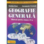 Geografie generala, manual pentru clasa a V-a - Dorina Cheval