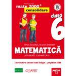 Mate 2013 Consolidare - Algebra, geometrie. Cls. VI-a partea 2